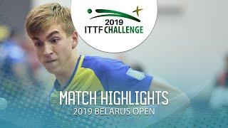 Вячеслав Буров vs Андрей Гребенюк | Belarus Open 2019 (Group)
