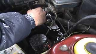 Слабое давление топлива ,в чем проблема Инжектор!?Ваз