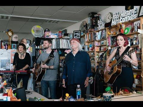 David Crosby & The Lighthouse Band: NPR Music Tiny Desk Concert