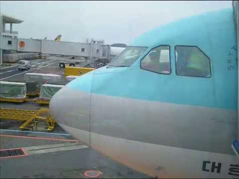 (FS2004) A300-600 (Gimpo -- Jeju) IFR (part1)