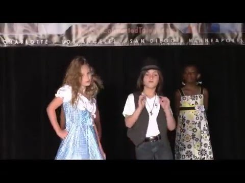 Get Connected Talent Fashion Show