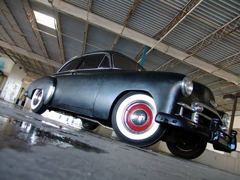 1950 Chevy Power Glide Built To Cruise Terrify Rat Rod Try