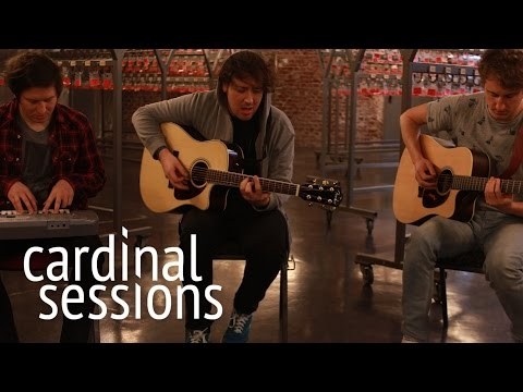 The Wombats - Give Me A Try - CARDINAL SESSIONS