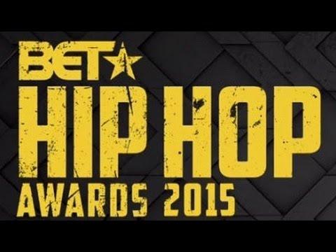 Stephen Hill on the BET Hip-Hop Awards 2015 Green Carpet