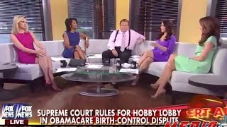 Women Should Celebrate Hobby Lobby Ruling, Says Fox News