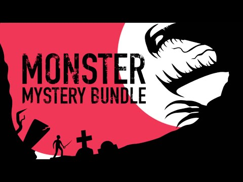 Monster Mystery Bundle x10 80 MYSTERY Keys Fanatical Mystery Bundle |