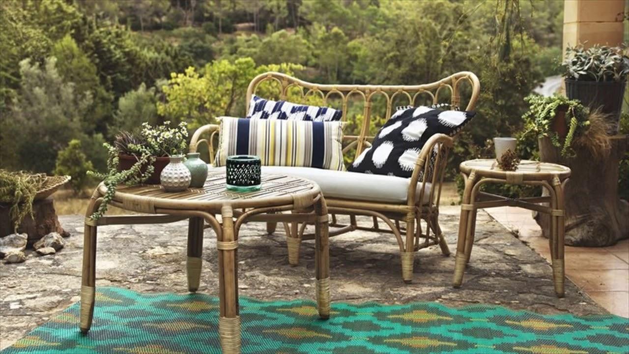Boho Chic Outdoor Furniture You