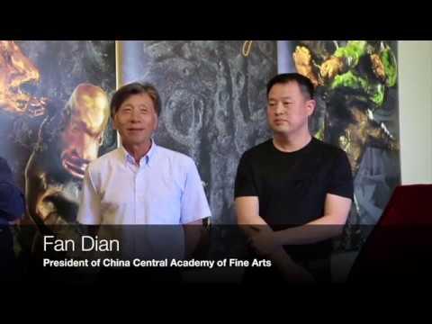 Speech by FAN DI'AN - Director of National Art Museum of China (NAMOC)