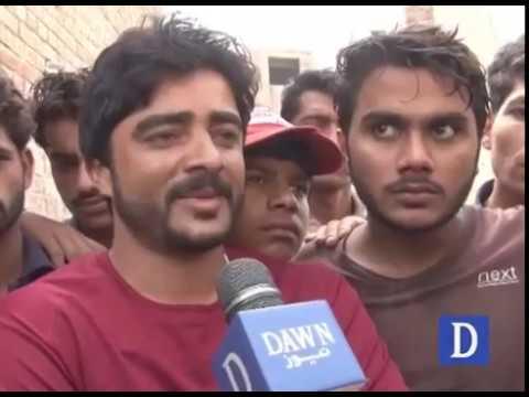 Eyewitness of Lahore Blast