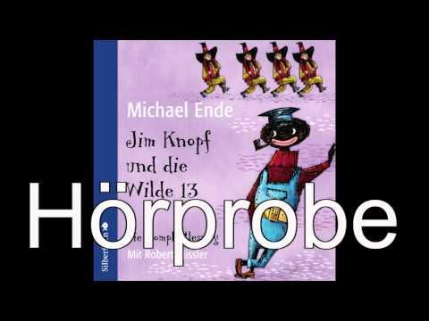Jim Knopf und die Wilde 13 YouTube Hörbuch Trailer auf Deutsch