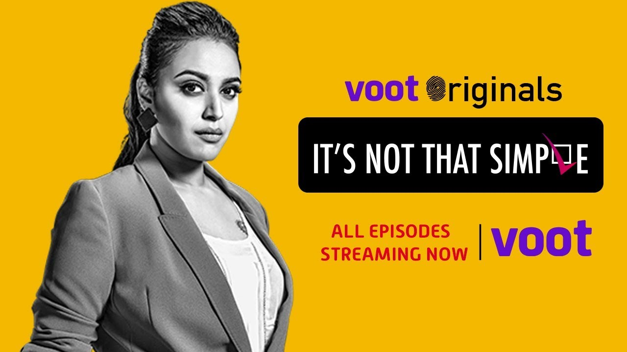 It's Not That Simple - A Voot Original | Swara Bhaskar