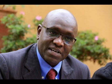 Court orders IEBC to include Ekuru Aukot on the ballot