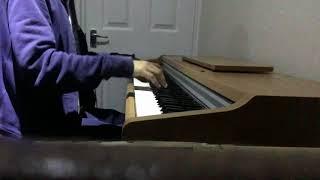 B-Young - Jumanji (piano cover)