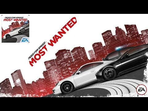 Need For Speed Most Wanted 1.3.103 Apk + Mod (Unlimited All) + Compressed Data All GPU For Android.