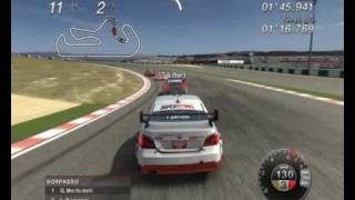 Superstars v8 racing gameplay pc  e5200 9800gt