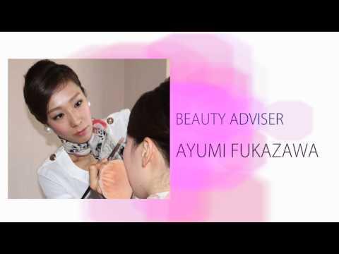 BEAUTY ADVISER AYUMI FUKAZAWA