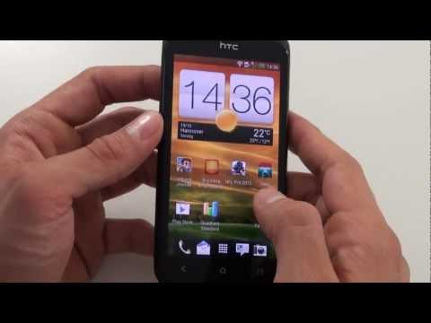 HTC One S - Bedienung - Teil 2