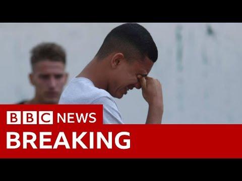 Flamengo football club: Ten die in Rio de Janeiro fire - BBC News