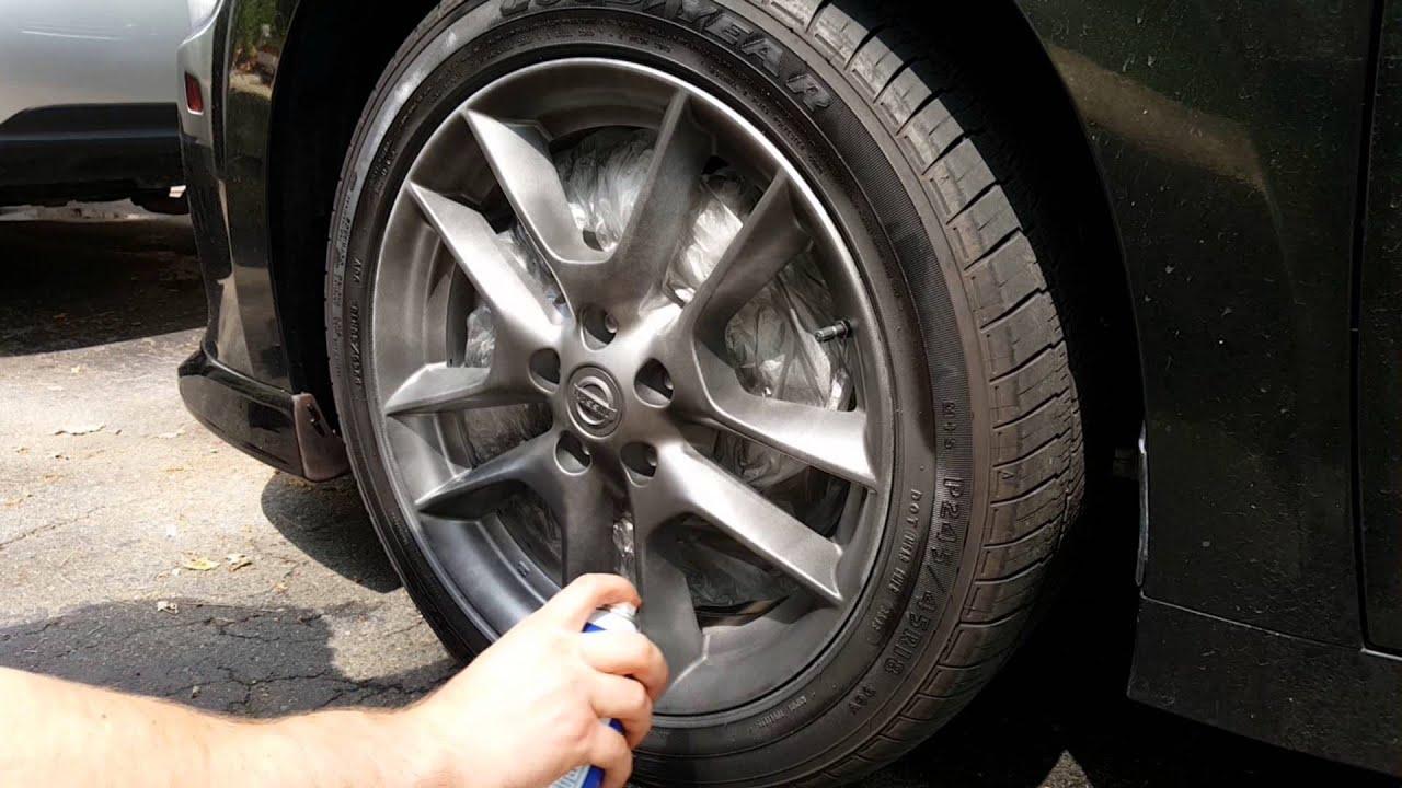 Anthracite Wheel Paint Code