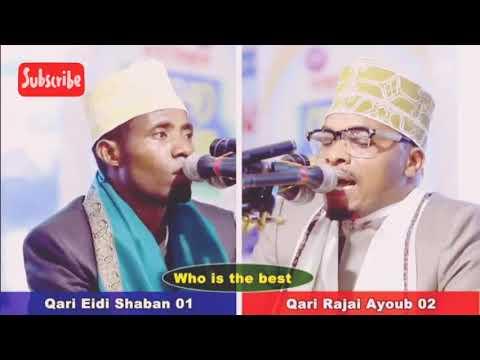 Qori Eidi Shaban Vs Qori Rajai Ayoub