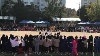 서산여중 댄스부 정결 체육대회 댄스공연 TWICE-fe…