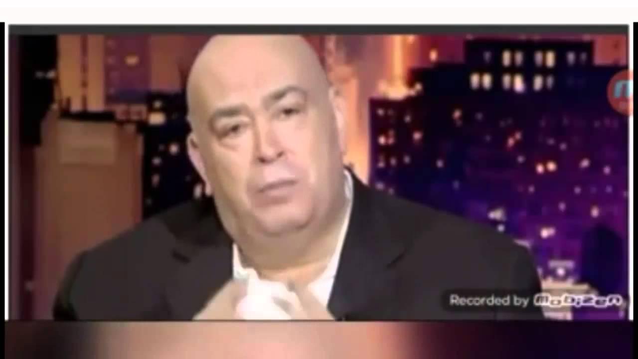 عماد اديب يتبرأ من شقيقه عمرو اديب وجدناه امام مسجد و ...