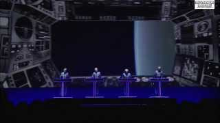 Kraftwerk 3D - Spacelab / Radioactivity (Live) HD