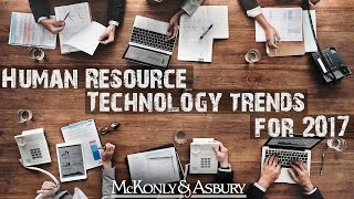 In a rapidly expanding digital age, the relationship between human resources and technology continues to grow closer. be driving ...