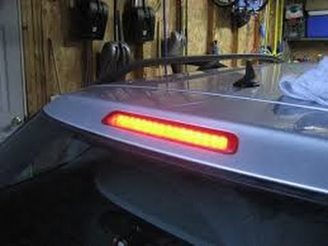 Cheap Awesome LED Brake Light Fix!