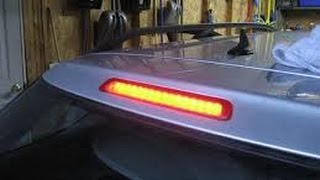 видео led brake lights