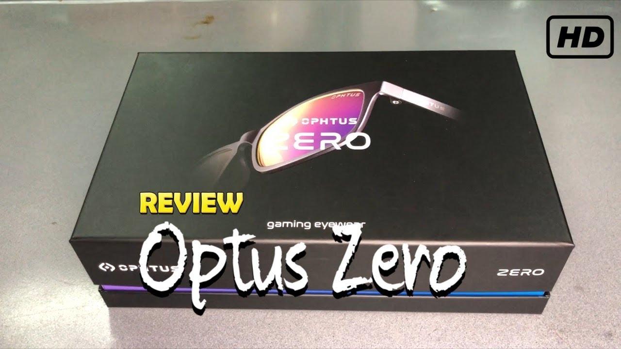 รีวิว แว่นกรองแสง Ophtus Zero(เปรียบเทียบเลนส์ต่างๆ)