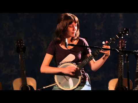 Bart Reiter Standard banjo demonstrated by Molly Tuttle