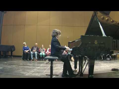 Preisträgerkonzert von Jugend musiziert 2017 mit max  25 Punkten