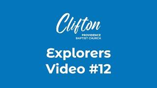 Explorers 13-07-2020