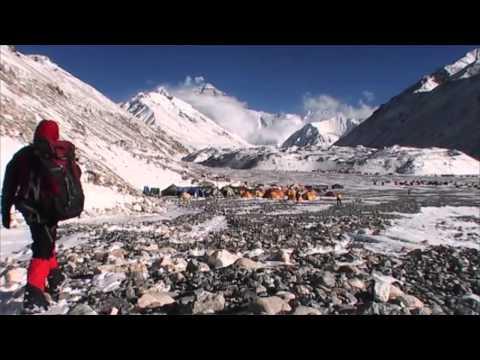Alyssa Azar - Mount Everest 2014