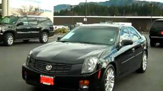 SOLD 2007 Cadillac CTS Luxury Sport - V1692