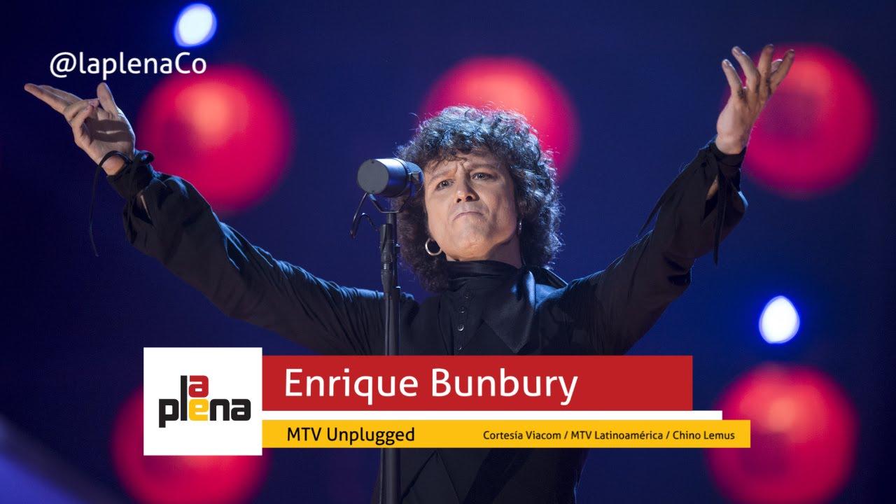 Crítica de 'MTV Unplugged  El libro de las mutaciones', de Enrique
