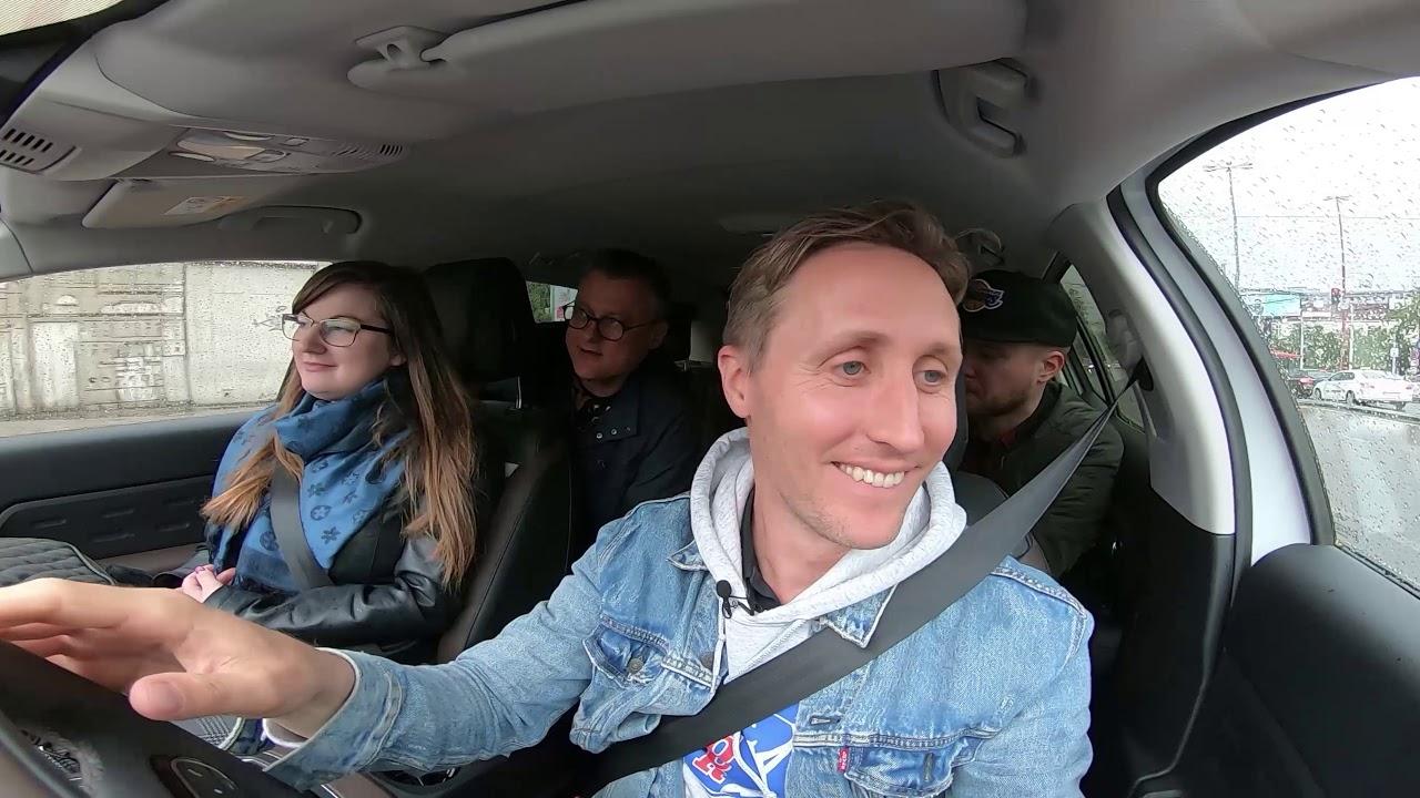 FUN TEST: Sajfa s Truhlíkom VS. Citroën C5 Aircross - YouTube
