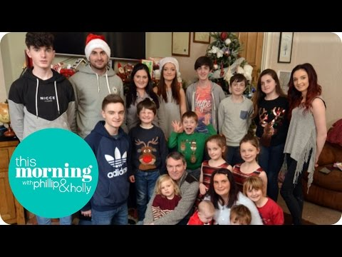 Britain's Biggest Family | This Morning