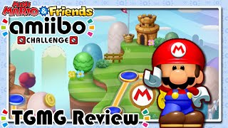 TGMG Review - Mini Mario & Friends: amiibo Challenge (Wii U & 3DS)
