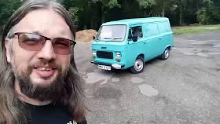 Real Road Test: Fiat 900T van!