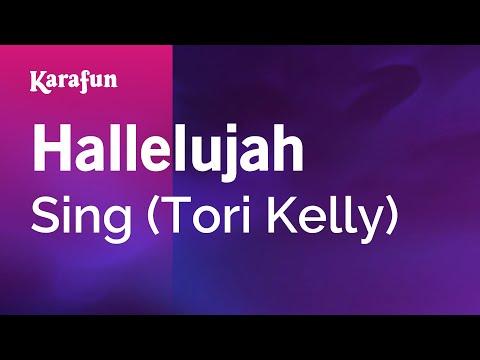 Karaoke Hallelujah - Sing *