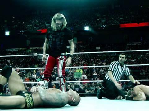 Over The Limit - Randy Orton vs. Edge