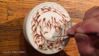 ラテアートページ 【ラテアート.com】 http://xn--cckudh3kzd.com/ 【BELCORNO Official】 http://latteartist.jp/ 【Twitter】 https://twitter.com/BELCORNO 【Facebook】 ...