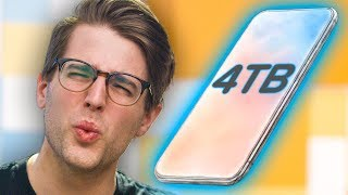 A Phone with... 4TB Storage!?