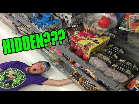 HIDDEN POKEMON CARD PACKS SEARCH IN STORES! NEW MYSTERY BOX FIND! #25