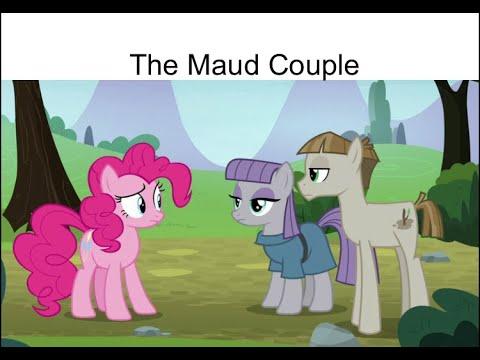 "Download Blind Reaction: MLP FIM Season 8 Episode 3 ""The Maud Couple"""