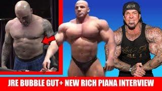 Joe Rogan Bubble Gut + Big Ramy Trains For Arnold + New Rich Piana Info + MORE