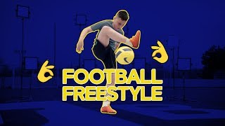 Freestyle Football Challenge: Junior Blues On🔥