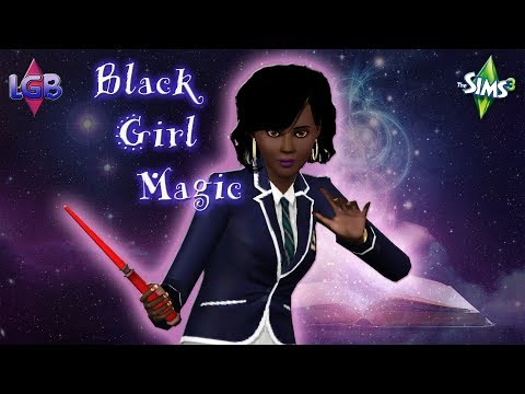 The Sims 3: Black Girl Magic